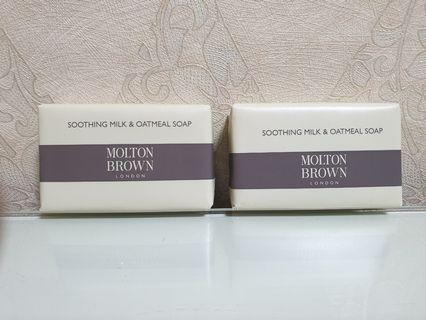 Molton Brown Soothing Milk & Oatmeal Soap 75g