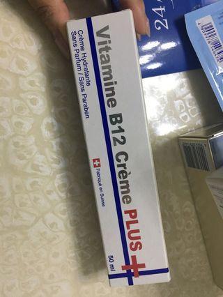 Swissbel Vitamin B12 cream plus