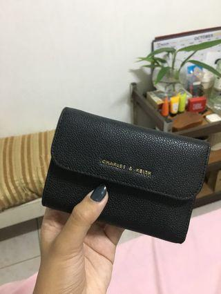 Authentic Charles and Keith Compact Wallet