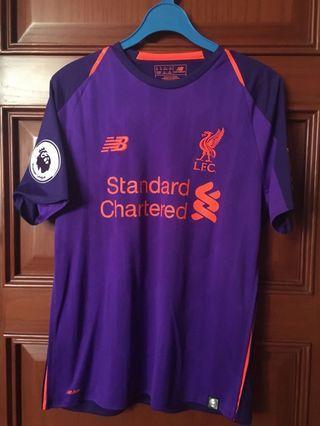 New Balance Liverpool FC 18/19 Away Kit #4 Virgil