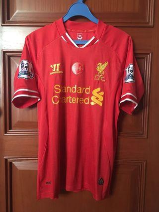 Warriors Liverpool FC Home Kit 利物浦球衣