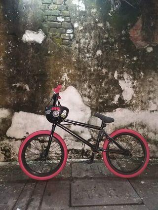 Bmx Fitbike.co Begin 1.2017