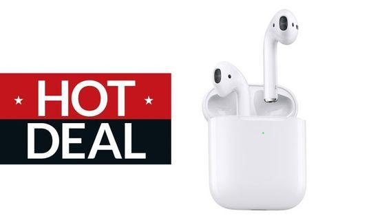 🚚 Apple Airpods2#wireless edt