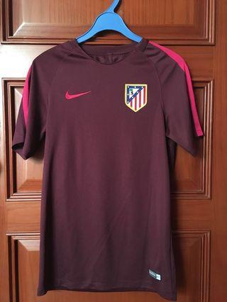 Nike 馬德里體育會練習球衣 size S