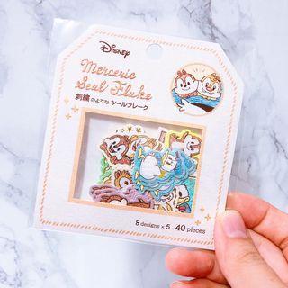 🚚 日本 奇奇蒂蒂貼紙包 特殊紙材