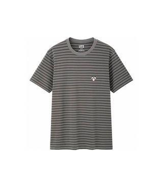 WTT/WTS Grey Stripes Kaws x Uniqlo Size M