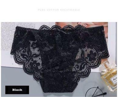 🚚 Sexy Lacy Panties 💋 Instock 2 for $10
