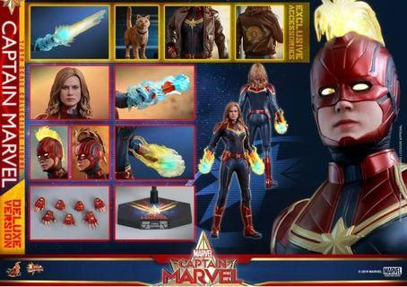Captain Marvel 訂單 11/2/2019