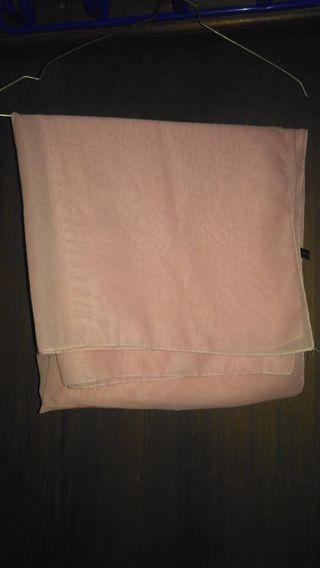 Soft Pink Polycotton