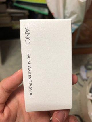 fancl 氨基酸洗面粉