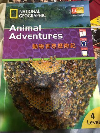 National Geographic Animal Adventures 動物世界歷險記