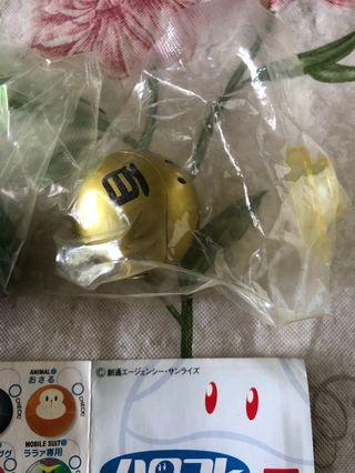 gundam 高達 haro halo 波 盒玩 - 百式 1隻