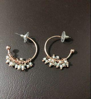 Parfois hoop earrings