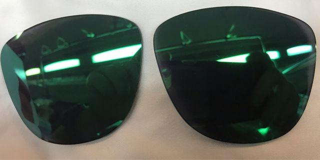 🚚 Original Oakley Frogskins Replacement Lens