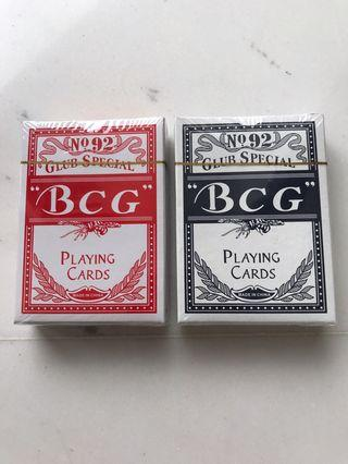 Brand New Playing Cards