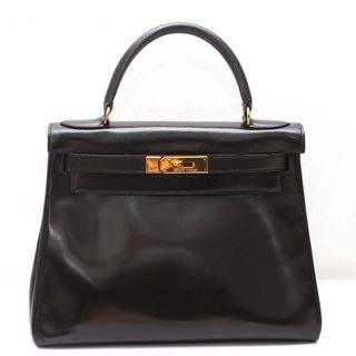[Final Price] Hermes Kelly 28 GHW Vintage Handbag