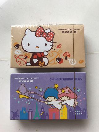 Brand New Hello Kitty Playing Cards.