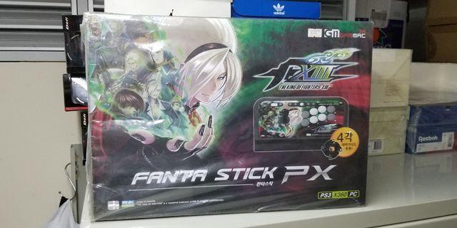 Gammac Fanta Stick PX 街機控制器 PS3/xbox360/PC