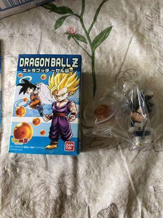 龍珠 坐珠 dbz dragon ball - 孫悟空 戰鬥服 (不是 超級撒亞人 超西 悟飯 比達 魔童)