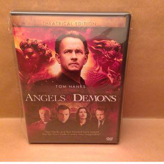 Angels & Demons - Theatrical Edition (DVD)