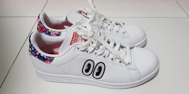Adidas Stan Smith Edited Edition Shoes (Female)