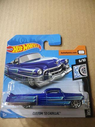 Hot Wheels Custom 53 Cadillac