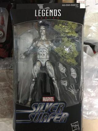 Marvel legends silver suffer
