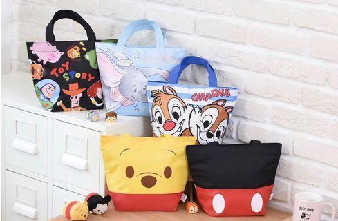 Disney/Toy Story 迪士尼:反斗奇兵產品( 預購 ):保溫保冷手挽袋/便當袋