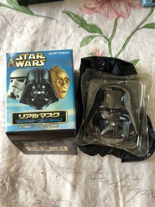 star wars 星球大戰 磁石貼 - 黑武士 1隻
