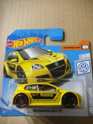 Hot Wheels Volkswagen Golf GTI