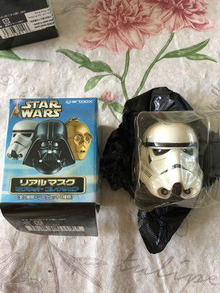 star wars 星球大戰 磁石貼 - 白兵 1隻