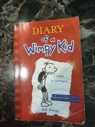 🚚 (Diary Of A Wimpy Kid)book set