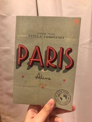 Novel Paris Gagasmedia