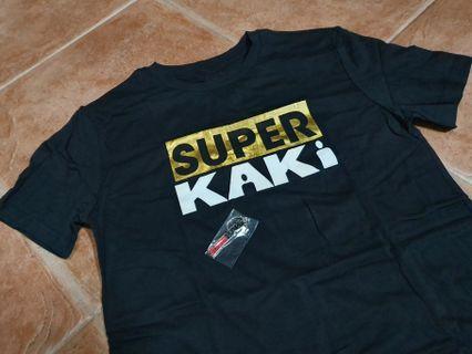 NEW Super Kaki Shirt & Keychain