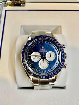 BNIB Omega Speedmaster Tokyo 2020 Olympics Collection (Blue)