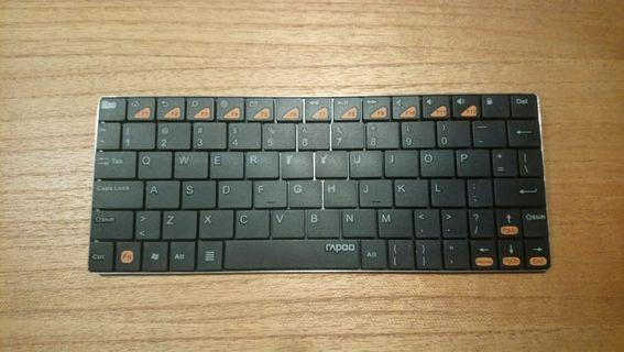 RAPOO E6300 Ultra-thin bluetooth keyboard