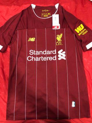 Liverpool Home Jersey 19/20