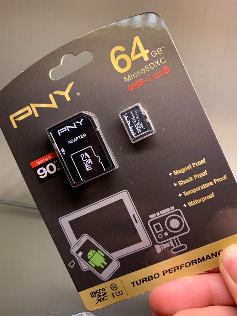 64GB Micro SD card 卡