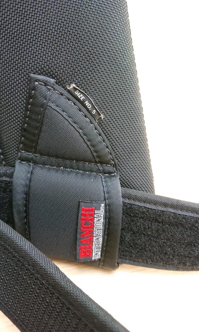 尼龍槍袋、彈夾套連腰帶