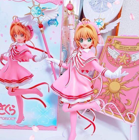 🌸 Cardcaptor Sakura - Sakura Kinomoto Premium Figure 💕