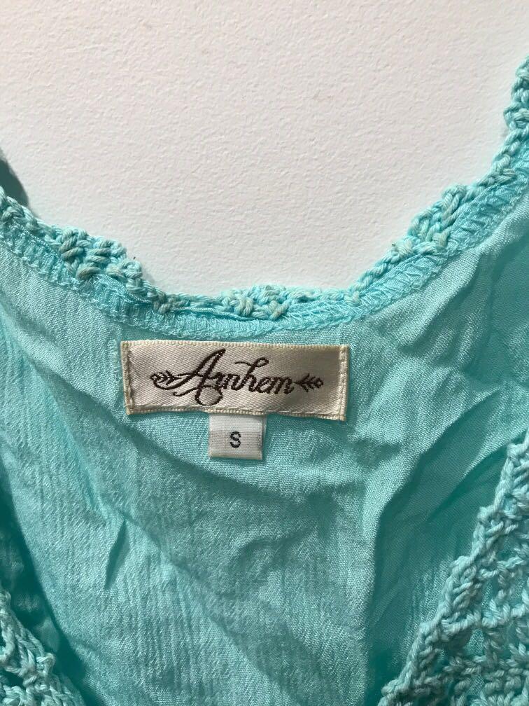Arnhem Crochet Top