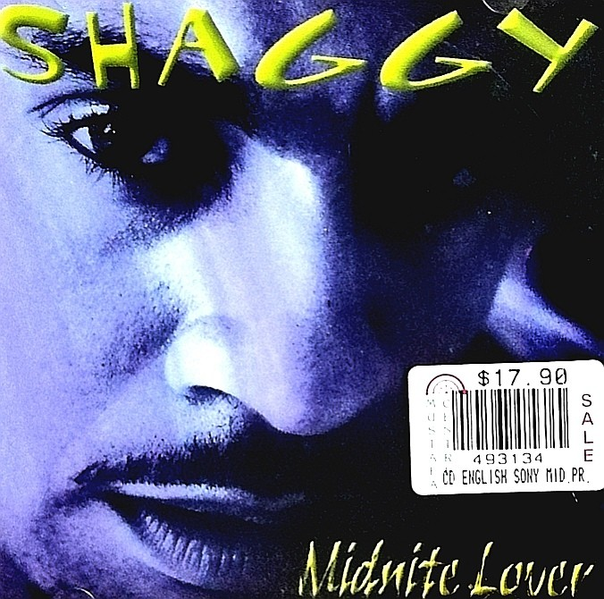 70cf2f502a arthcd SHAGGY Midnite Lover CD [Selling for a friend], Music & Media ...