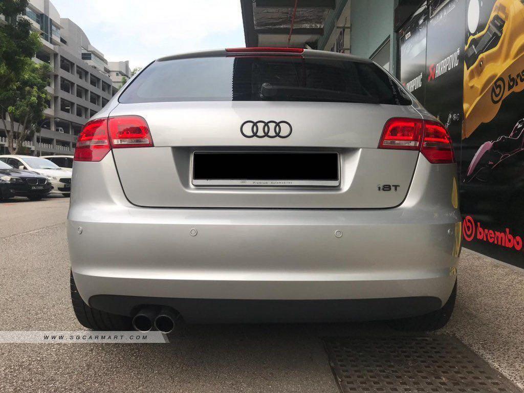 Audi A3 Sportback 1.8 TFSI S tronic DSG 5-Dr Auto