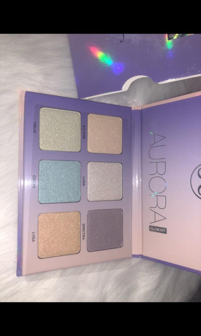 AURORA Anastasia Beverly Hills AUTHENTIC  glow kit