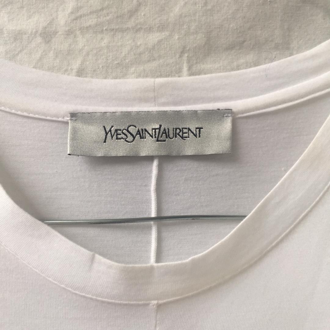 Authentic YVES SAINT LAURENT T - shirt