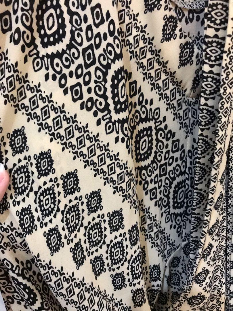 Batik Dress Body and Soul