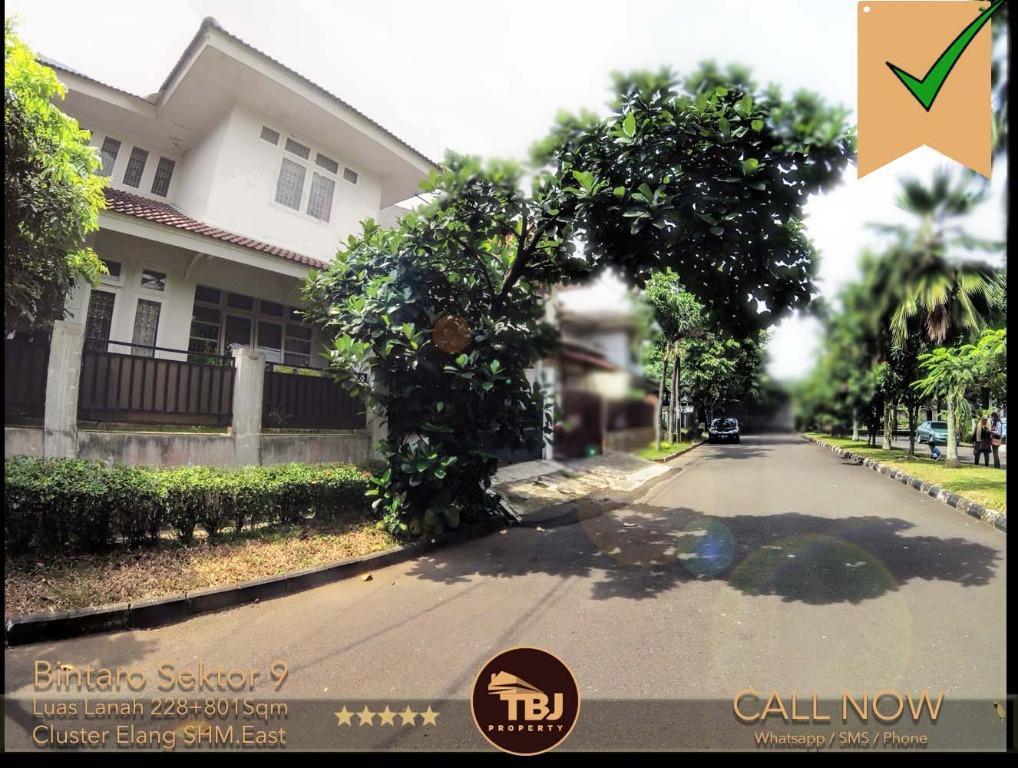 Bintaro Sektor 9 Tanah1028 Murah 2019