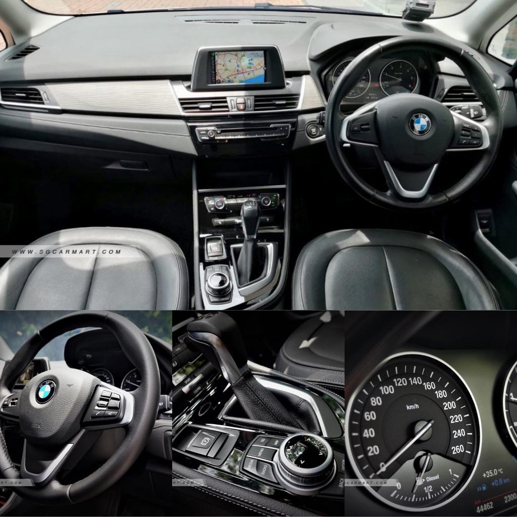 BMW 216D MPV (Diesel)