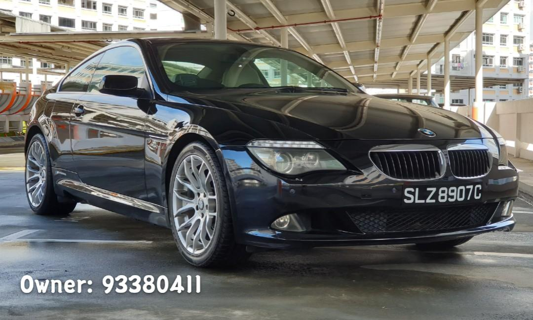 BMW 630i Coupe Auto