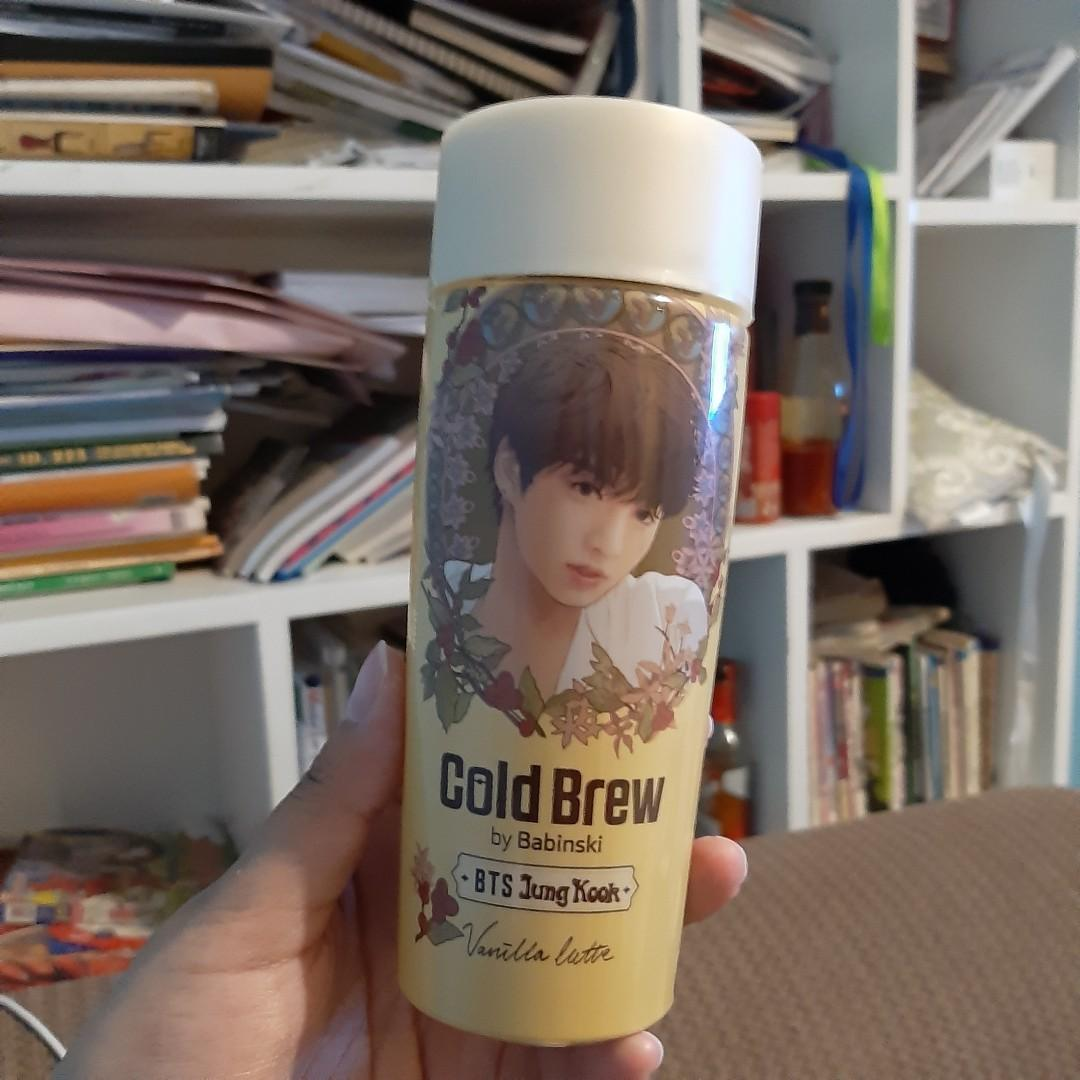 BTS Babinski Jungkook Bottle